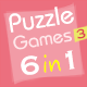 01Smile Puzzle Games Collection 3 (6 in 1) - CodeCanyon Item for Sale