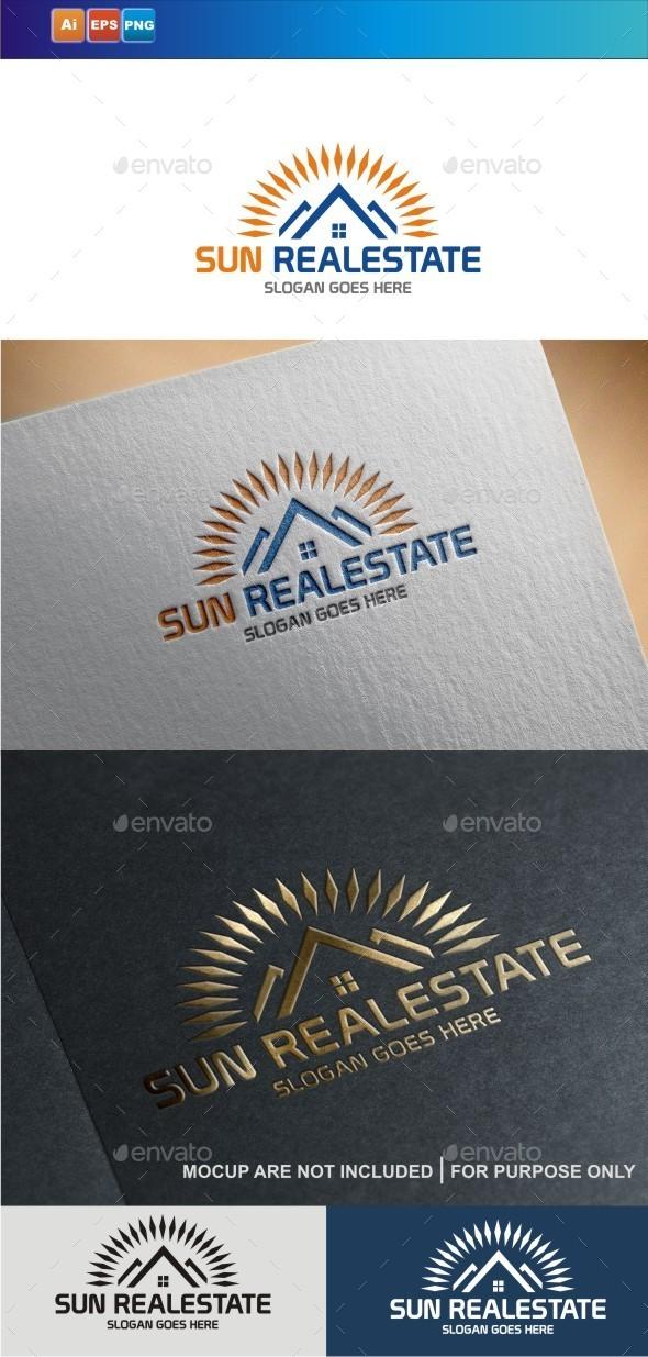 GraphicRiver Sun Realestate 9651307
