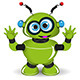 Green Robot - GraphicRiver Item for Sale