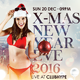 X-mas Nye Party Flyer Template - GraphicRiver Item for Sale