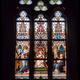 Stained-glass window in Saint Peter and Paul Cathedral, Prague - PhotoDune Item for Sale