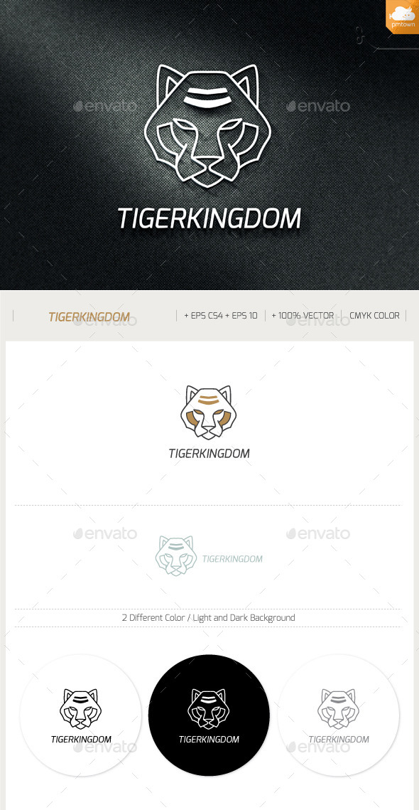 GraphicRiver TigerKingdom 9652988