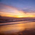 Fantastic sunset on the ocean - PhotoDune Item for Sale