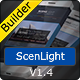 SCENLIGHT - Responsive Email Template With Builder