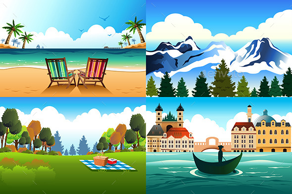 GraphicRiver Travel Background 9653588