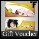 Spa Gift Voucher - GraphicRiver Item for Sale