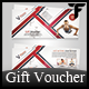 Fitness Gift Voucher - GraphicRiver Item for Sale