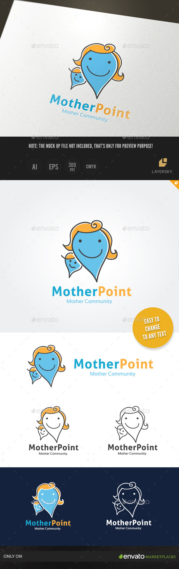 GraphicRiver Mother 9655075