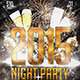 2015 Night Party - GraphicRiver Item for Sale