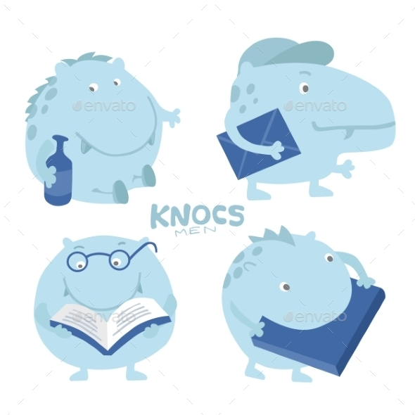 GraphicRiver Hippo Character 9655722