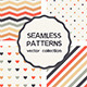 Vector Set of Four Colorful Seamless Patterns - GraphicRiver Item for Sale