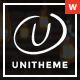 UniTheme - Responsive Multi-Purpose Theme - ThemeForest Item for Sale