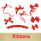 8 Ribbons - GraphicRiver Item for Sale