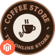 Coffee - Magento Responsive Theme