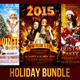Holiday Bundle Vol. 1 - GraphicRiver Item for Sale