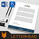 Bluestudio Letterhead - GraphicRiver Item for Sale