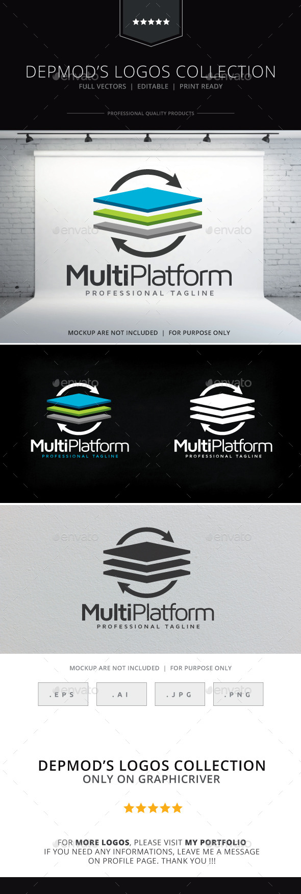 GraphicRiver Multi Platform Logo 9656819