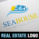 Elegant Holiday Real Estate Logo Template - GraphicRiver Item for Sale