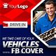 Multipurpose Car & Moto FB Cover Timeline - GraphicRiver Item for Sale