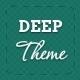 Deep HTML Theme  Free Download