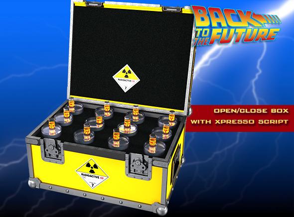 3DOcean BTTF Plutonium Box 9657662