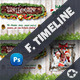 Christmas Cover Timeline Templates - GraphicRiver Item for Sale
