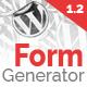 WordPress Contact Forms Plugin - CodeCanyon Item for Sale