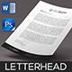 InfoGraphix Letterhead - GraphicRiver Item for Sale