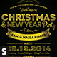 Elegant Holiday Party Invitation - GraphicRiver Item for Sale