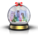 Snow Globe Mockup - GraphicRiver Item for Sale