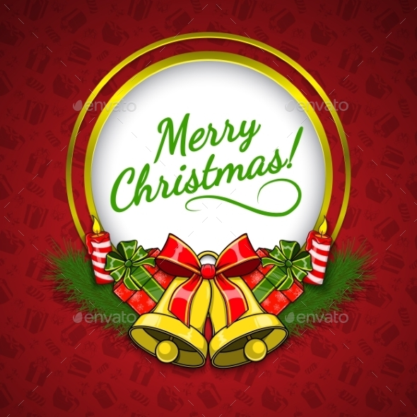 GraphicRiver Christmas Holiday Background 9660736