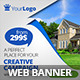 Multipurpose Real Estate Web Banners - GraphicRiver Item for Sale