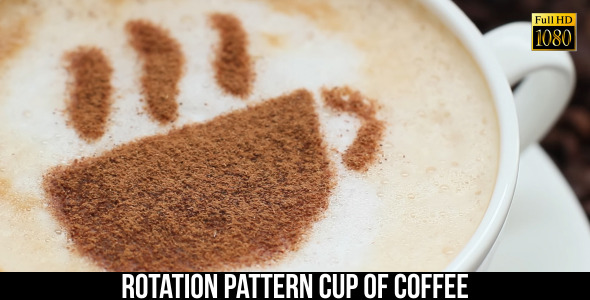 Pattern Cup Of Coffee 4