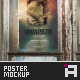 Urban Flyer & Poster Mock-Up - GraphicRiver Item for Sale