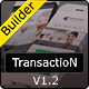TRANSACTION - Responsive Email With Builder