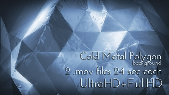 Cold Metal Polygon