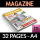 Business Spirit Newsletter Magazine - 32 Pages V.2 - GraphicRiver Item for Sale