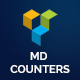 MD Counters for Visual Composer - CodeCanyon Item for Sale