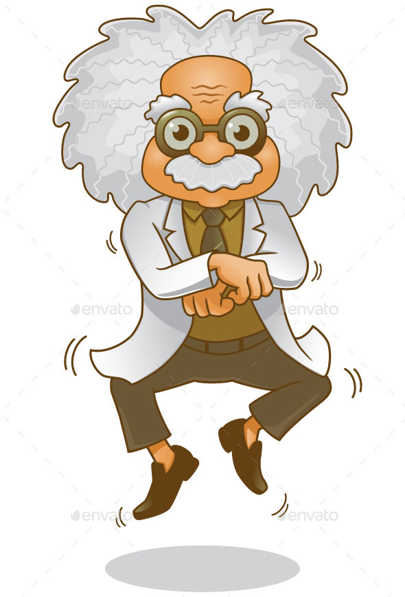 Professor Dancing
