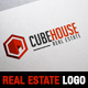 Minimal Real Estate Logo Template - GraphicRiver Item for Sale