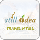 Stillidea - Travel, Clean HTML Template - ThemeForest Item for Sale
