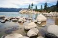 Smooth Rocks Clear Water Lake Tahoe Sand Harbor - PhotoDune Item for Sale