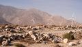 Clean Green Energy Wind Turbines Alternative Desert Power - PhotoDune Item for Sale