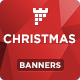 Christmas Banners - Web Banner Template