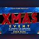 Xmas Event Facebook Timeline Cover - GraphicRiver Item for Sale