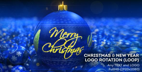 Christmas Logo Rotation
