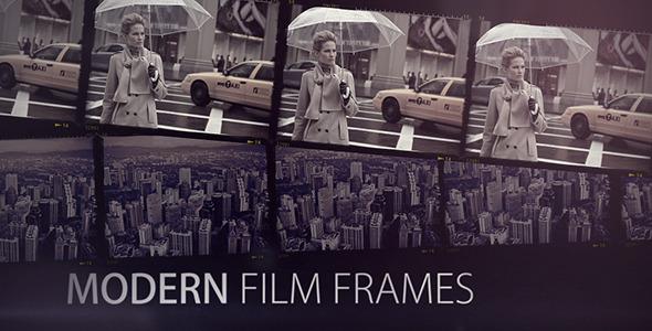 Modern Film Frames