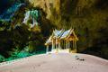 Royal pavilion in the Phraya Nakhon Cave, Prachuap Khiri Khan, T - PhotoDune Item for Sale