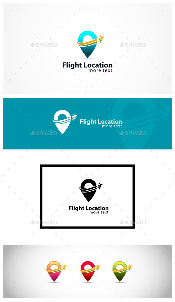 GraphicRiver Air Travel 9663101