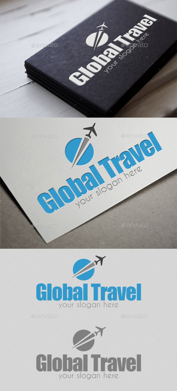 GraphicRiver Global Travel 9663341